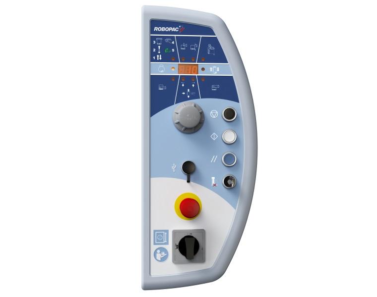 Ecoplat Plus FRD Control Panel