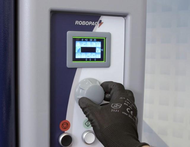 Masterplat Plus Control Panel
