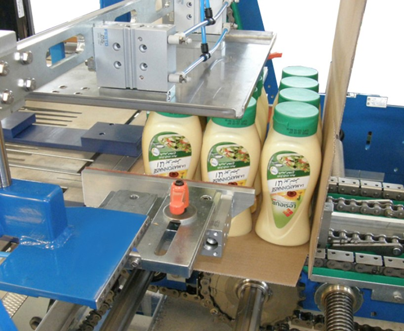 Product Wrapping Unit