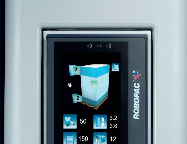 Rotoplat Color Touch Screen