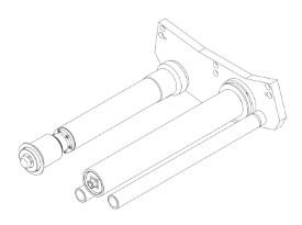Spiror Roller Stretch Carriage
