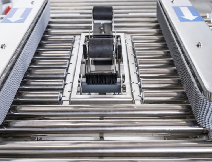 Motorized Side Belt Conveyors