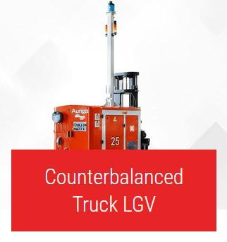 Counterbalanced Truck LGV