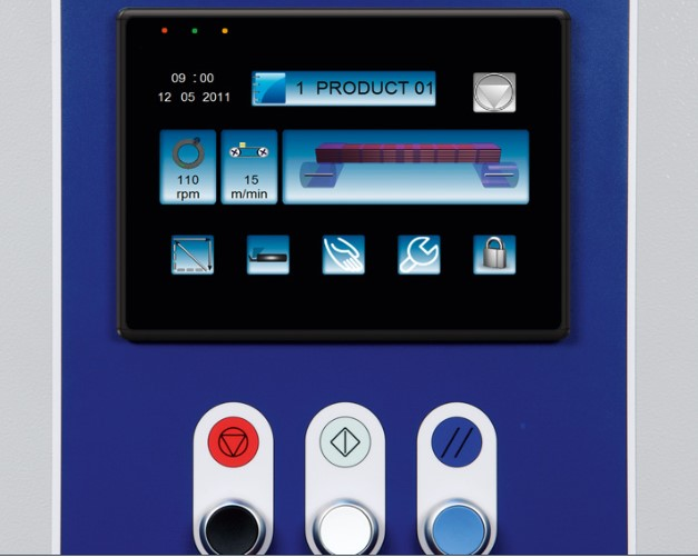 Spiror Color Touch Screen