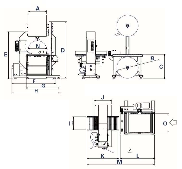 Pluripac M layout