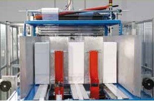 Sotemapack Stretchpack Tirafilm 130 S In Line tirafilm foil tensioning system