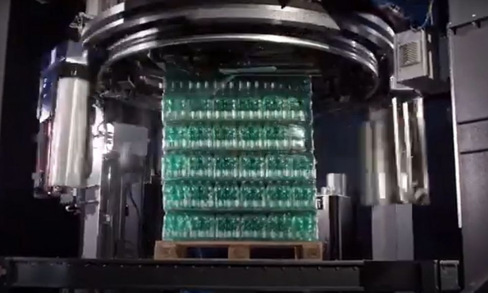 Reasons to Use an Automatic Rotary Ring Stretch Wrapper