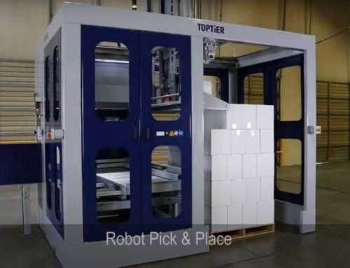 The Different Types of Palletizers
