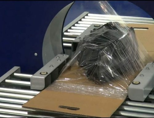 Specifying the Right Stretch Wrap Machine