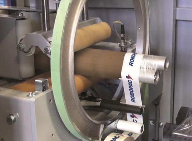 Orbit Series semi-automatic horizontal stretch wrappers - Robopac USA