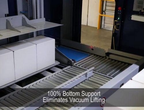 The Benefits of Robotic Palletizers