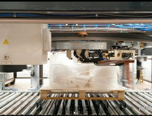 Daily Maintenance for Your Pallet Wrapping Machine