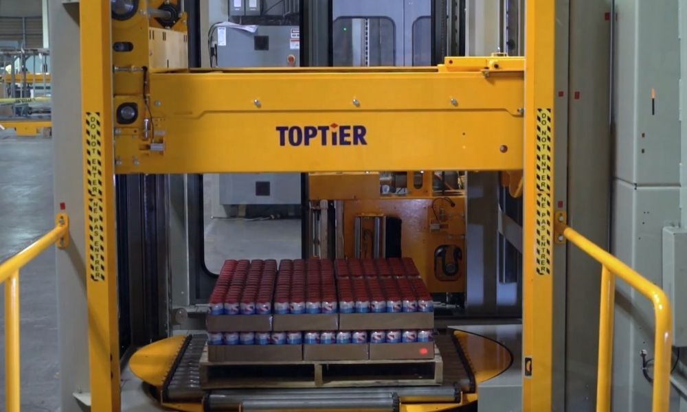 The Best Low-Level Palletizers