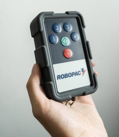 Technoplat remote control
