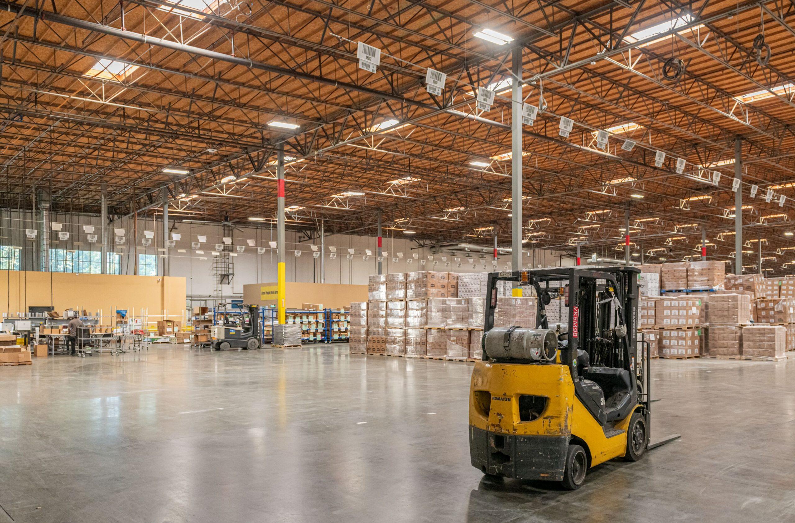 Warehouse Space Saver