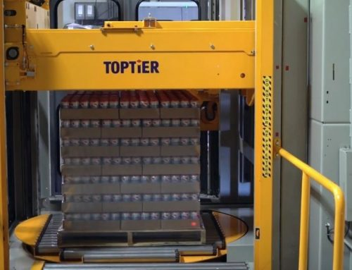 5 Ways Palletizers Make Automation Easy